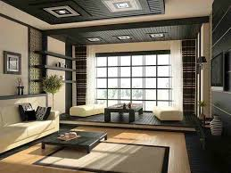 japanese style living room furniture - Japanese Living Room Feeling by  Adding Some Plants  Home Decor Studio