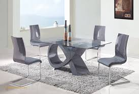 gl dining room sets gorgeus 18 best of gl dining table with 6 leather chairs dining