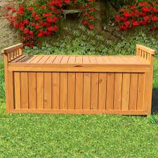 consider installing an outside storage bench due to its versatile nature it possesses a spot to relax compliments together with your garden s landscape