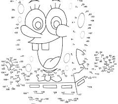 Polka Dot Coloring Pages Dot Coloring Pages With Do A Dot Coloring