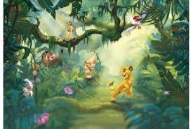<b>Фотообои</b> Komar 8-475 Lion King Jungle. Интернет магазин ...