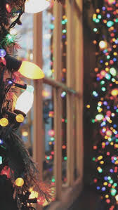 christmas lights wallpaper iphone 5. Simple Iphone Christmas Lights Window Decorations IPhone 5s Wallpaper In Wallpaper Iphone 5 H