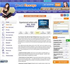 essay writing services reviews bestessays screen