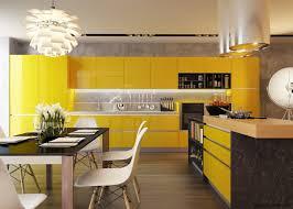 Orange And Yellow Kitchen Modern Yellow Kitchens Kitchen Design Ideas Blog