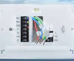 wifi thermostat wiring diagram practical honeywell wifi thermostat wifi thermostat wiring diagram brilliant sensi wifi thermostat installation overview photos