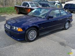 Coupe Series 325i bmw 95 : Samoa Blue Metallic 1995 BMW 3 Series 325is Coupe Exterior Photo ...