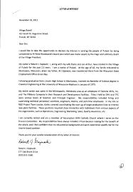 Letter Of Interest Resume Templates Builder Letter Example