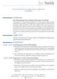Resume Creator Program Resume For Study