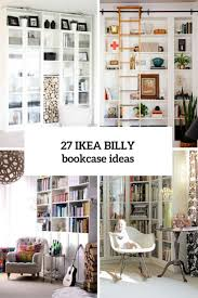 Bookcase Design Ideas Best 25 Ikea Billy Bookcase Ideas On Pinterest