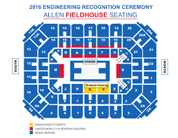 Ku Basketball Seating Chart 2016 Engineering Recognition Ceremony 8 A M Saturday May