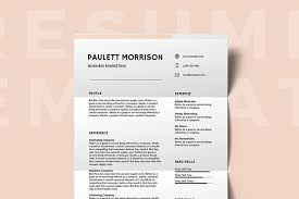 Company Resume Templates Free 31 Best Resume Templates For 2019 Creativepentool