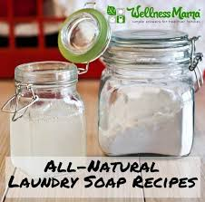 all natural laundry soap recipes two ways