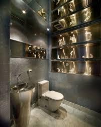 modern bathroom accessories. View In Gallery Modern Bathroom With Lalique Figurines Accessories