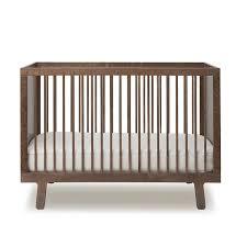 amazoncom  oeuf sparrow crib white  baby
