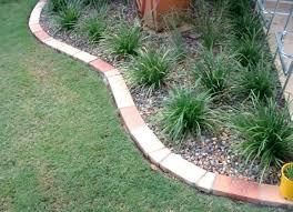 brick garden edging. scalloped brick garden edging landscape edgers lawn ideas inexpensive with .