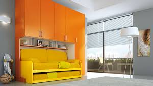 Letto singolo incassato ~ idee di design nella vostra casa