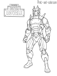 Fortnite Coloring Pages Print And Colorcom Fortnite In 2019