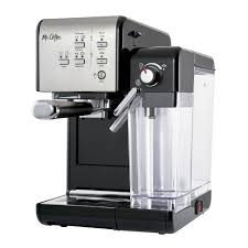 Find more exclusive coupon codes and discounts. Mr Coffee One Touch Coffeehouse Espresso And Cappuccino Machine Target