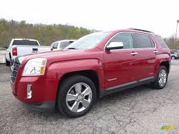 gmc terrain 2014 red. Plain Red Crystal Red Tintcoat GMC Terrain With Gmc 2014 R