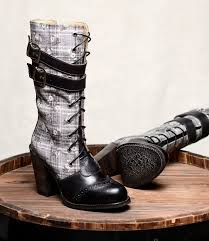 84 best vintage style shoes and boots images on pinterest Victorian Wedding Boots For Sale steampunk style mid calf leather black boots sold out Victorian Ladies Boots
