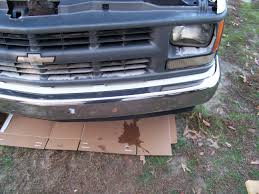 96 98 chevy c k pickup coolant leak step 1 finding the leak 96 98 chevy c k pickup coolant leak step 1 finding the leak