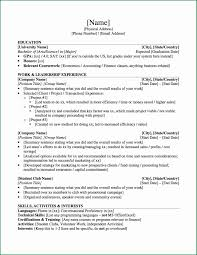 Investment Bank Resume Template Mergers And Inquisitions Resume Template Inspirational Investment 15
