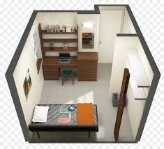 Apartment Interior Design Interesting Dormitory House Student Interior Design Services Room House Png