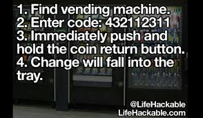 What Is The Code For Vending Machines Best Life Hacks Be The Biggest Dick Ever Meme By LeCoolUserName