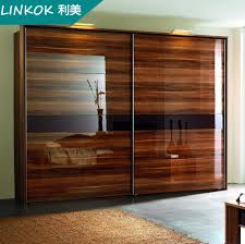 Bedroom Wardrobe Cabinet Oem Acrylic Closet Wood Bedroom Walk In Wardrobe Cabinet Sliding