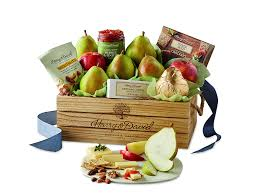 amazon harry david clic signature pear nut and cheese gift basket grocery gourmet food