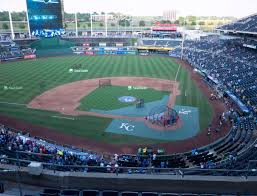 Royals Stadium Seating Chart Kauffman Stadium Section 415 Seat Views Seatgeek