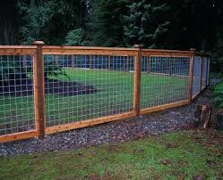 wire fence ideas. Cedar Fence Ideas Wood Fences In Contractor Economy Post . Wire
