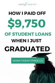 2015 Review Graduating College Getting Job S And Repaying