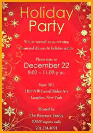 Holiday Party Invitations Templates As Well As Amazing Holiday Party