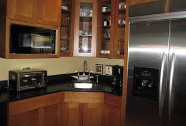 Kitchens With Black Granite Kitchens Black Granite Countertops With Oak Cabinets Kitchens