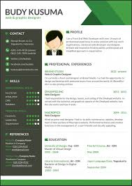Resume Templates: Graphic Designer Resume Template Graphic Design T ...