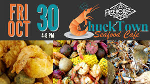 Chucktown Mobile Seafood Cafe Pop-Up ...
