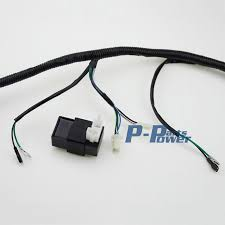 complete electrics cdi wire harness for atv quad cc cc cc complete electrics cdi wire harness for atv quad 300cc 250cc 200cc 150cc zongshen lifan