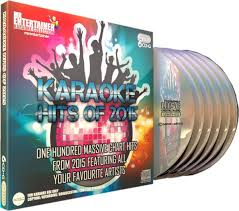 Details About Mr Entertainer Karaoke Chart Hits Of 2015 Cd G Cdg Disc Set 100 Hit Songs