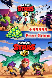 Brawl Stars Unlimited Free Gems Generator   Free gems, Brawl, Star mobile