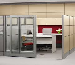 office cubicle door. Modern Cubicle Design -with Sliding Door! Would Be Nice If It Went Up To Office Door I