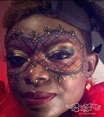 mardi gras makeup you need to enable javascript