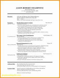 Best Ms Word Resume Templates Best Best Word Resume Template Elegant