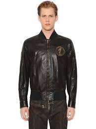 matchless london vintage flag iron leather er jacket vintage black men clothing timeless authentic quality