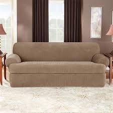surefit sure fit stretch pinstripe sofa