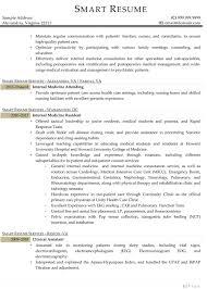 100 Medical Resume Examples Medical Professional Cv