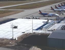 Airport Apron Pavement Design Punta Gorda Airport Apron Design Ice Civil Engineering