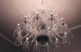 waterford chandelier vintage 5 arm crystal chandelier
