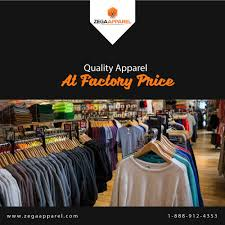 Clothing Design Manufacturers Quality Apparel At Factory Price Zega Apparel Is One Of The
