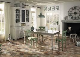 tile flooring that looks like brick. Modren Brick Brick Floor Tile 5x10 In Multicolor A Stagger Installation Intended Tile Flooring That Looks Like